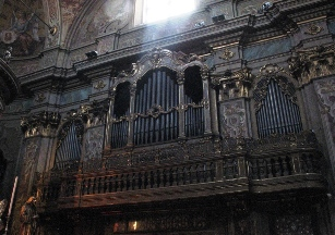 Presbiterio for L organo portativo